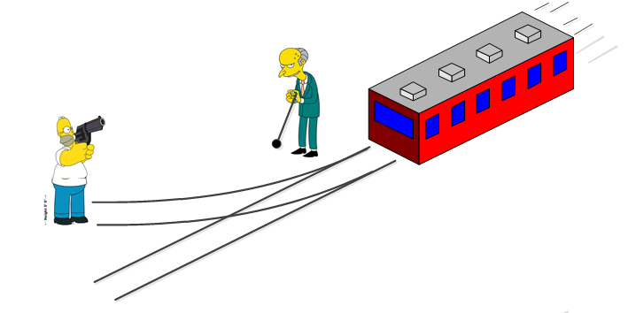 Homer Defends