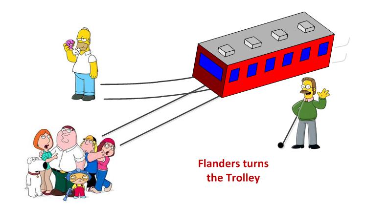 Flanders turns